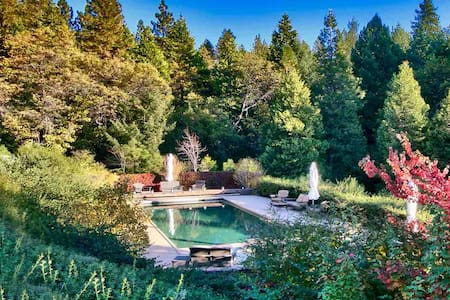 Private Sanctuary with Stunning Pool