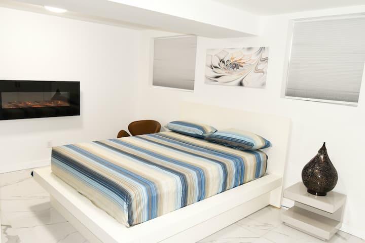 Suite Escape - Modern & Chic 1 Bedroom