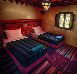 chambres tamatert - Imlil - Bed & Breakfast