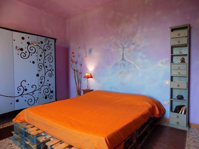 Artist's room Tuscany - Rosignano Marittimo (Castelnuovo della Misericordia) - Casa