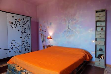 Artist's room Tuscany - Rosignano Marittimo (Castelnuovo della Misericordia) - Haus