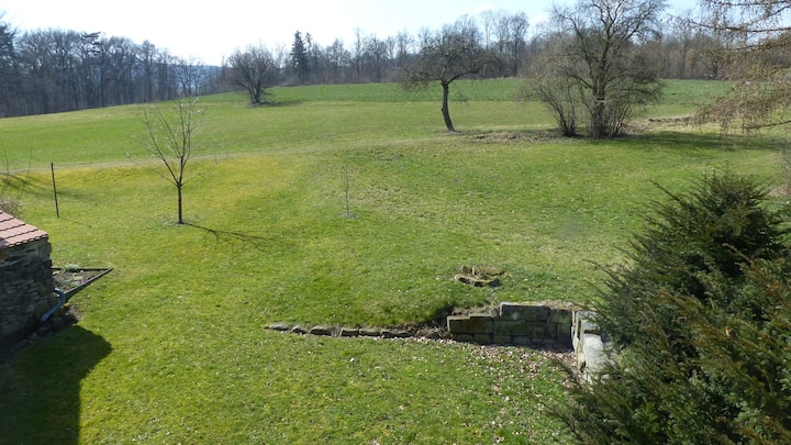 Ferienwohnung Hochwald - Gut Großschönau