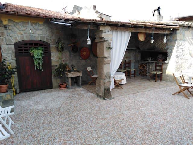 antica casa liori due camere