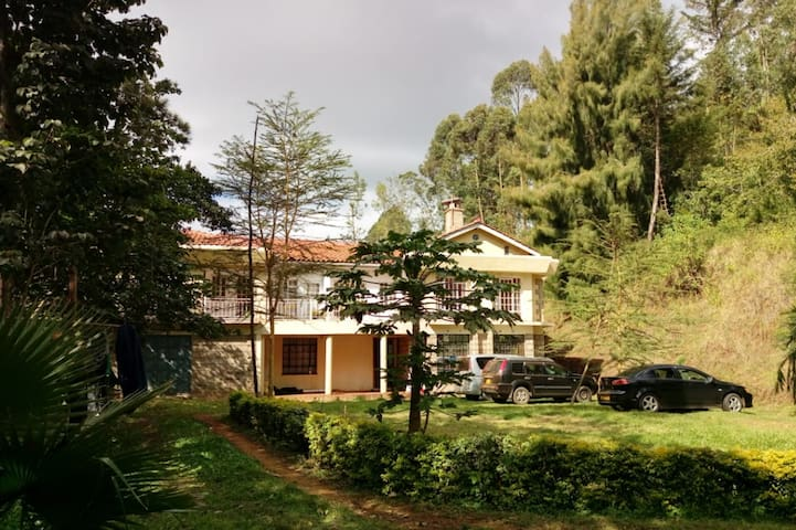 Family Home in Laare-Maua near Meru National Park