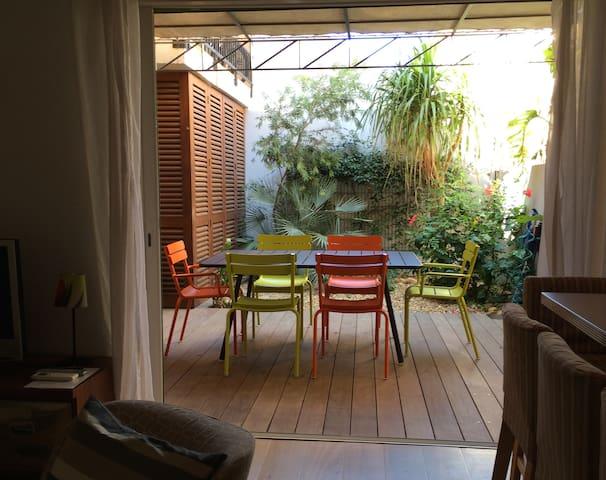 Calme et confort à Porquerolles - Hyères - Lägenhet