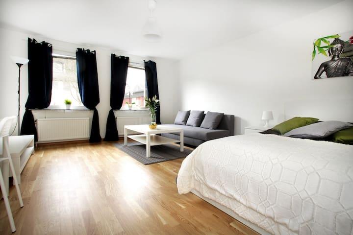 1 room apartment in Linköping- Väpnaregatan 1002
