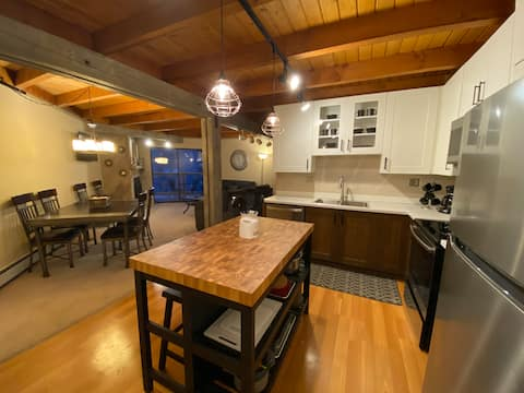 Newly Renovated Silverthorne Vacation Condo