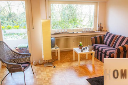 Charming Apartment with lovely furniture - Viersen