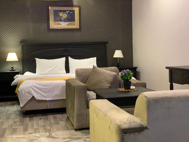 شقة غرفة نوم 1 - شهري ، سنوي | Weekly, monthly