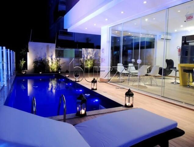 Apartamento Novo Campeche 400m Praia com Ar Cond. - Florianópolis - Apartamento