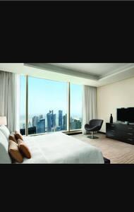 Master Bedroom in Kempinski - Doha
