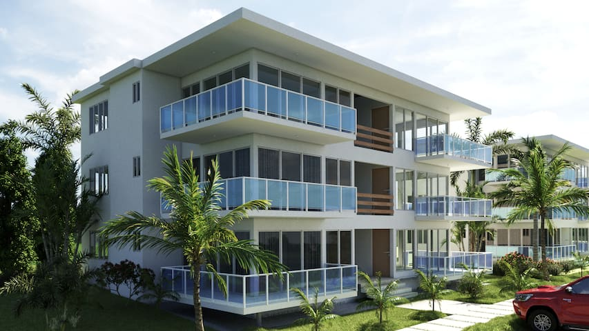 Coconut Paradise Residences & Beach Club