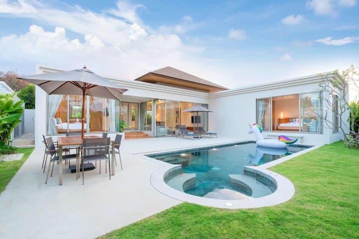 4Br Pool Villa near Laguna and Bangtao beach