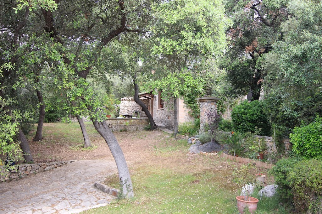Great house in puigpunyent houses for rent in puigpunyent illes balears spain - Impressive house with tranquil environment to get total relaxation ...