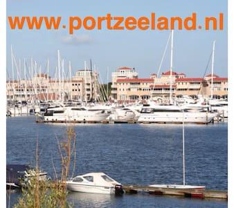 Appartement prachtig uitzicht haven - Ouddorp