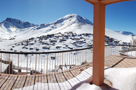 Chaleureux, convivial idéal pour un séjour au ski