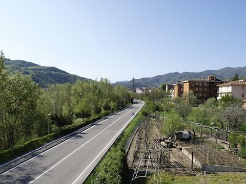 Accogliente appartamento a Bobbio (PC)