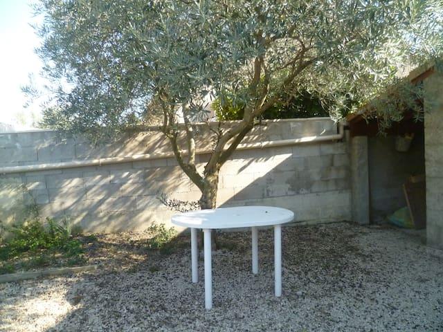 Studio au coeur de la Provence - Noves - Apartamento
