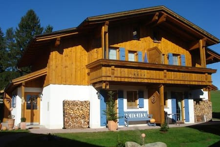 Meister´s Ferienhaus  m. Himmelbett - Tiere willk. - Lechbruck - Hus