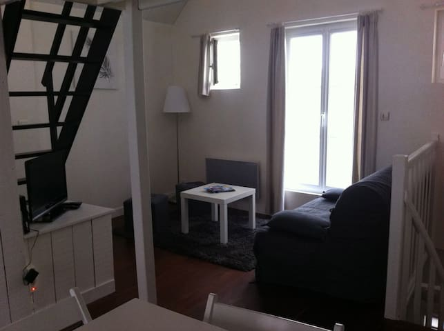 Intra Muros T1 bis de 30 m2 - St-Malo - Apartment