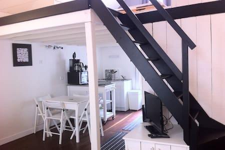 Intra Muros T1 bis de 30 m2 - St-Malo - Apartment