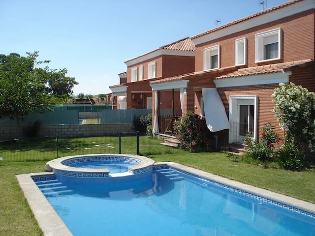 Aragoneses 18 Casa de Vacaciones - Barcience - Alpehytte