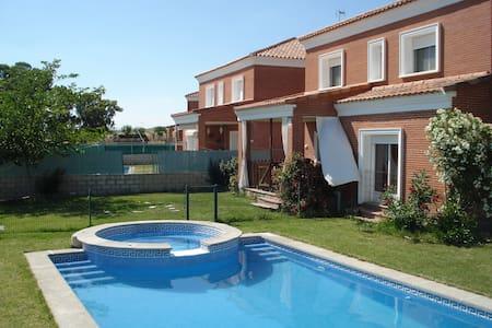 Aragoneses 18 Casa de Vacaciones - Barcience - กระท่อมบนภูเขา