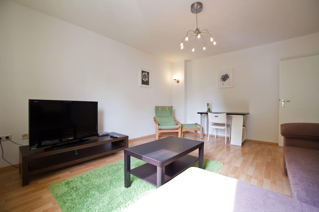sehr zentrale wohnung in essen 1 wohnungen zur miete in essen nordrhein westfalen deutschland. Black Bedroom Furniture Sets. Home Design Ideas