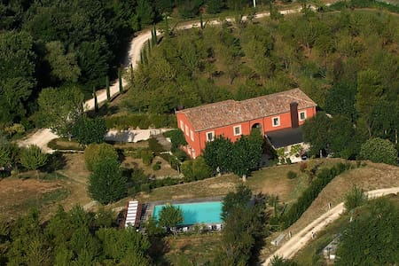 Umbria - luxury country house