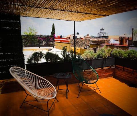 Loft San Miguel (2 cuadras de la plaza principal)