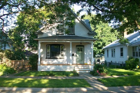 Charming upper duplex in w. 7th  - Saint Paul