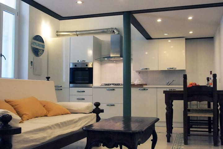 Luxury loft, heart of  Cagliari - Cagliari - Huoneisto