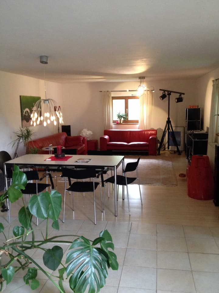 House 110qm - 2 bedrooms in Munich South