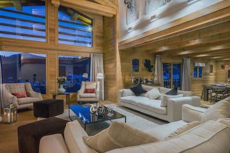Elegant Chalet - Morzine - Villa