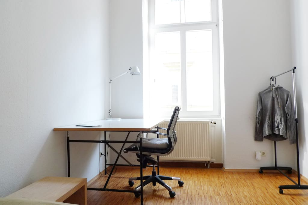 central T2 apartment in Karlsruhe