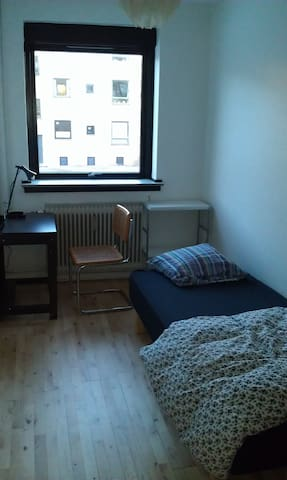 Fully furnished room for rent - Kopenhag - Daire