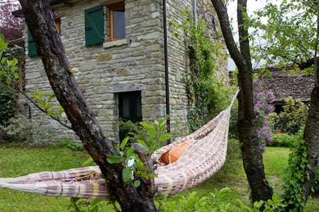 "Charming old rural cottage ""Linden"" - Farini - Casa"