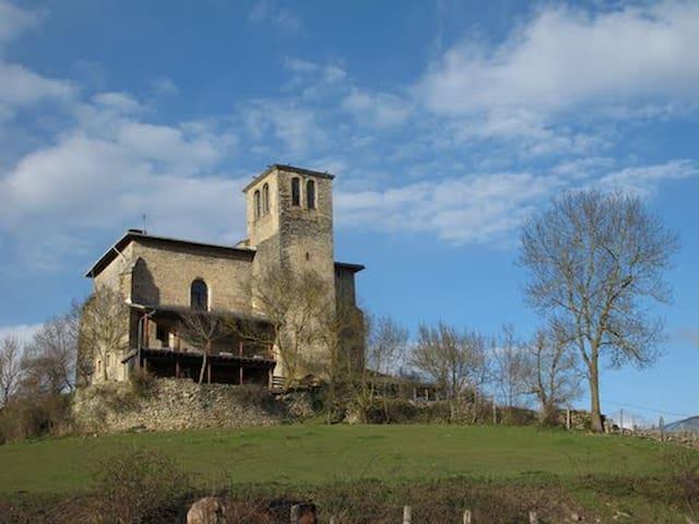 Iglesia siglo XV - Nanclares de Gamboa - Other