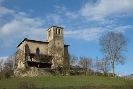 Iglesia siglo XV - Nanclares de Gamboa