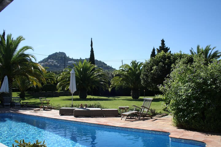 Wonderful Romantic old Spanish farmhouse nearDenia - La Xara - Talo