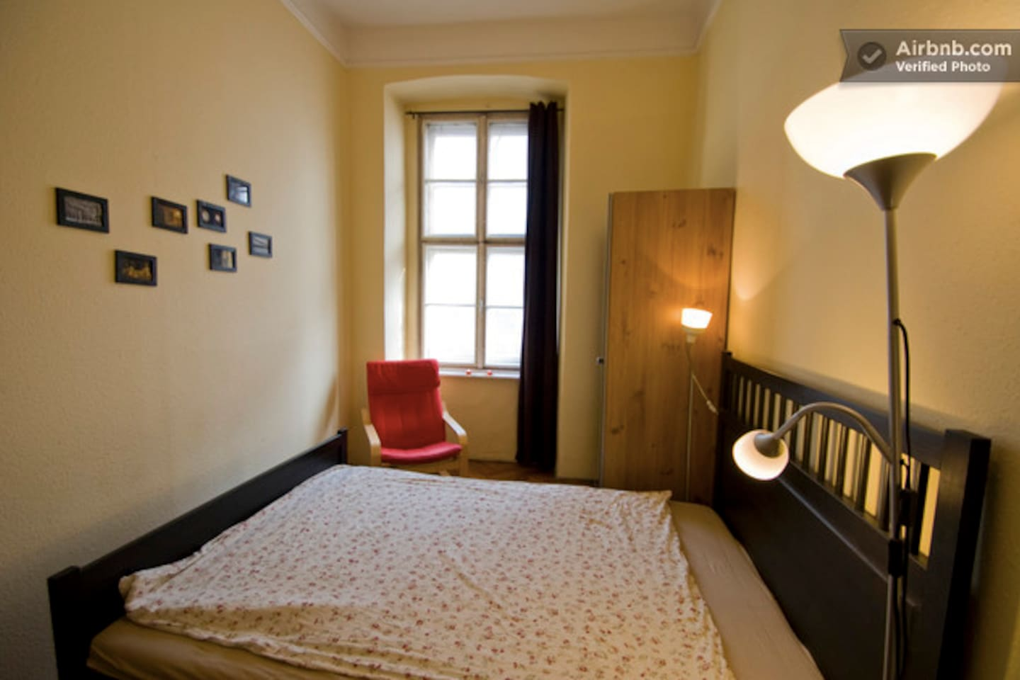 The Astoria Residence's Small Double Room, accommodates 4 persons