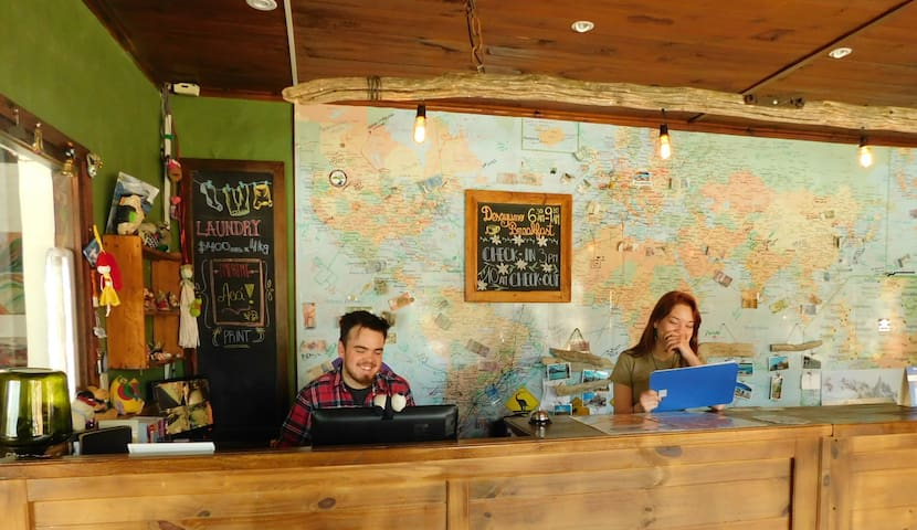 Schilling Patagonia Travellers, hostal céntrico