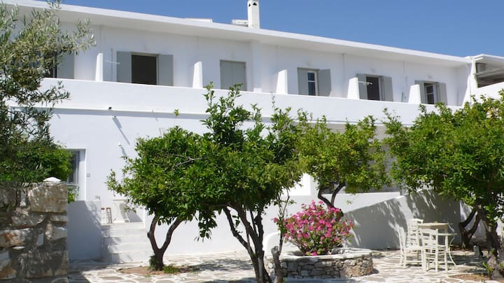 Hotel Anezina, Drios, Paros