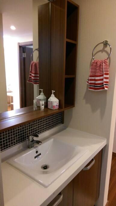 你将使用的洗手间