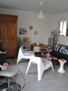 Maison de bourg 15 min Puy du Fou - Les Landes-Genusson - 独立屋