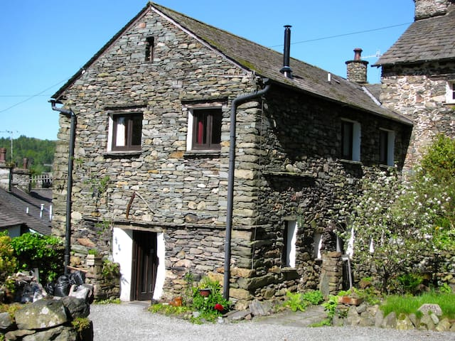 How Head Barn - GF Self Catering - Ambleside - Apartamento