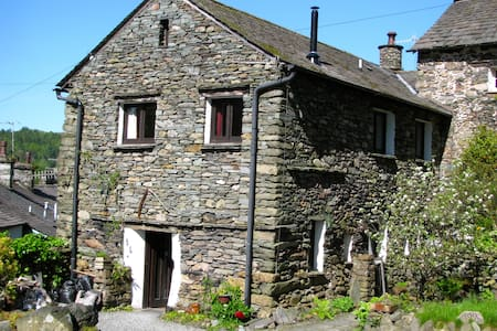 How Head Barn - GF Self Catering - Ambleside - Lakás