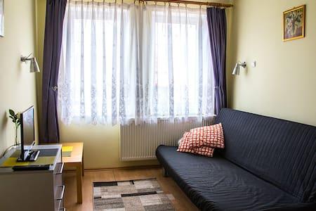 SŁONECZNY - Private Room - Gdańsk