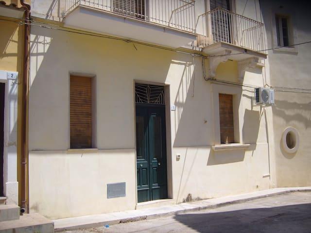 Mini appartamento in centro storico - Avola - Dom