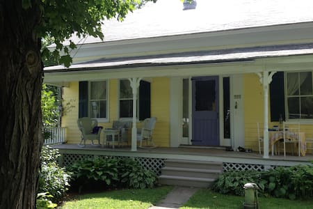 1880s Cozy Village Home, 3 bedrooms - Salisbury - Dom